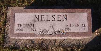 NELSEN, THORVAL - Moody County, South Dakota   THORVAL NELSEN - South Dakota Gravestone Photos