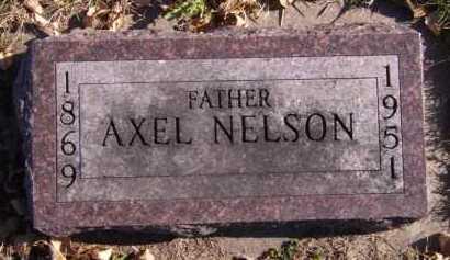 NELSON, AXEL - Moody County, South Dakota | AXEL NELSON - South Dakota Gravestone Photos