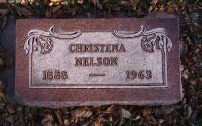 NELSON, CHRISTENA - Moody County, South Dakota | CHRISTENA NELSON - South Dakota Gravestone Photos