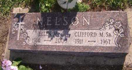 NELSON, ELLEN M - Moody County, South Dakota | ELLEN M NELSON - South Dakota Gravestone Photos