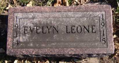 NELSON, EVELYN LEONE - Moody County, South Dakota | EVELYN LEONE NELSON - South Dakota Gravestone Photos