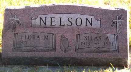 NELSON, FLORA M - Moody County, South Dakota | FLORA M NELSON - South Dakota Gravestone Photos