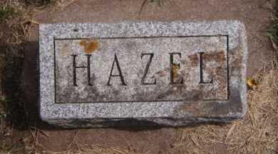 NELSON, HAZEL - Moody County, South Dakota | HAZEL NELSON - South Dakota Gravestone Photos