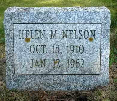 NELSON, HELEN M. - Moody County, South Dakota   HELEN M. NELSON - South Dakota Gravestone Photos