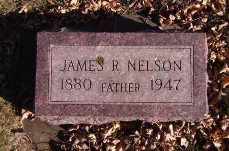 NELSON, JAMES R - Moody County, South Dakota | JAMES R NELSON - South Dakota Gravestone Photos