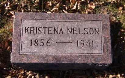 NELSON, KRISTENA - Moody County, South Dakota | KRISTENA NELSON - South Dakota Gravestone Photos
