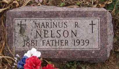 NELSON, MARINUS R - Moody County, South Dakota | MARINUS R NELSON - South Dakota Gravestone Photos