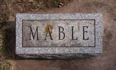 NELSON, MABLE - Moody County, South Dakota | MABLE NELSON - South Dakota Gravestone Photos