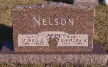 NELSON, MORRIS E - Moody County, South Dakota   MORRIS E NELSON - South Dakota Gravestone Photos