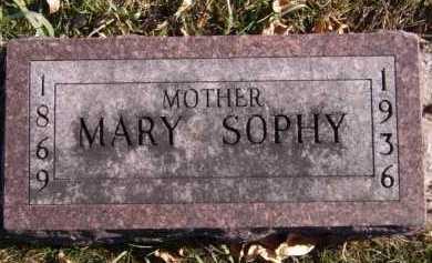 NELSON, MARY SOPHY - Moody County, South Dakota | MARY SOPHY NELSON - South Dakota Gravestone Photos