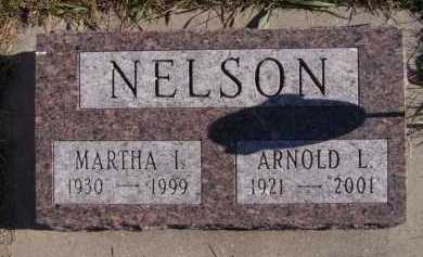 NELSON, ARNOLD L - Moody County, South Dakota | ARNOLD L NELSON - South Dakota Gravestone Photos