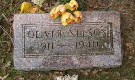 NELSON, OLIVER - Moody County, South Dakota   OLIVER NELSON - South Dakota Gravestone Photos