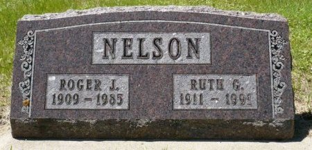 NELSON, ROGER JAMES - Moody County, South Dakota   ROGER JAMES NELSON - South Dakota Gravestone Photos