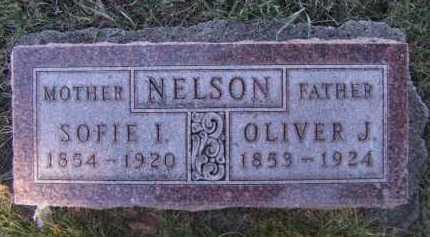 NELSON, OLIVER J. - Moody County, South Dakota | OLIVER J. NELSON - South Dakota Gravestone Photos