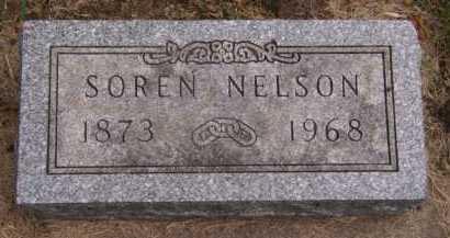 NELSON, SOREN - Moody County, South Dakota | SOREN NELSON - South Dakota Gravestone Photos