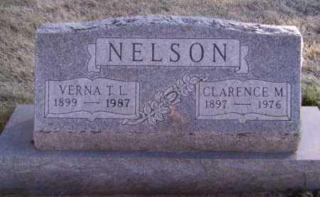 NELSON, VERNA T L - Moody County, South Dakota | VERNA T L NELSON - South Dakota Gravestone Photos
