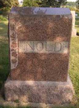 NOLD, FAMILY - Moody County, South Dakota | FAMILY NOLD - South Dakota Gravestone Photos