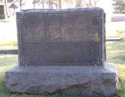 OCKENGA, FAMILY - Moody County, South Dakota | FAMILY OCKENGA - South Dakota Gravestone Photos