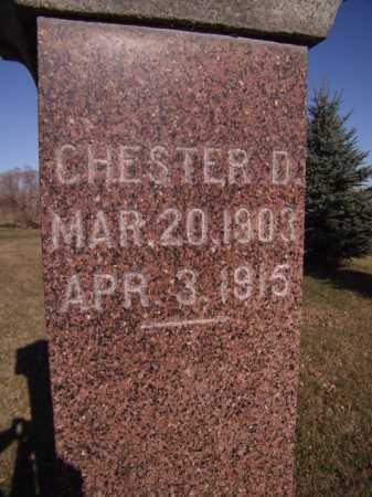 OLSON, CHESTER D - Moody County, South Dakota | CHESTER D OLSON - South Dakota Gravestone Photos