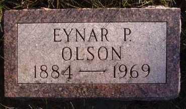 OLSON, EYNAR P - Moody County, South Dakota | EYNAR P OLSON - South Dakota Gravestone Photos