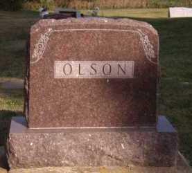 OLSON, FAMILY - Moody County, South Dakota   FAMILY OLSON - South Dakota Gravestone Photos