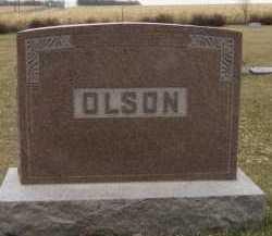 OLSON, FAMILY - Moody County, South Dakota | FAMILY OLSON - South Dakota Gravestone Photos