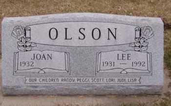 OLSON, JOAN - Moody County, South Dakota | JOAN OLSON - South Dakota Gravestone Photos