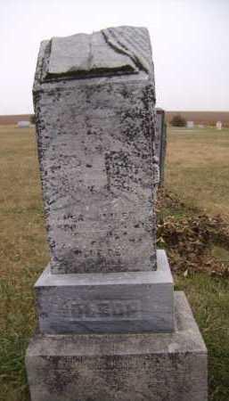 OLSON, KNUDT JR - Moody County, South Dakota | KNUDT JR OLSON - South Dakota Gravestone Photos