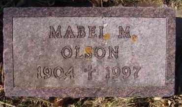 OLSON, MABEL M - Moody County, South Dakota | MABEL M OLSON - South Dakota Gravestone Photos