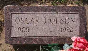 OLSON, OSCAR J - Moody County, South Dakota | OSCAR J OLSON - South Dakota Gravestone Photos