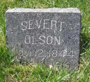 OLSON, SEVERT - Moody County, South Dakota | SEVERT OLSON - South Dakota Gravestone Photos