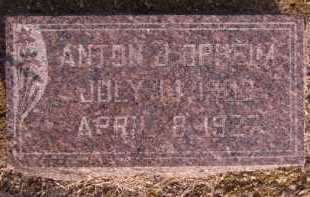 OPHEIM, ANTON J - Moody County, South Dakota   ANTON J OPHEIM - South Dakota Gravestone Photos