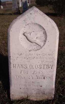 OSTBY, HANS O - Moody County, South Dakota   HANS O OSTBY - South Dakota Gravestone Photos