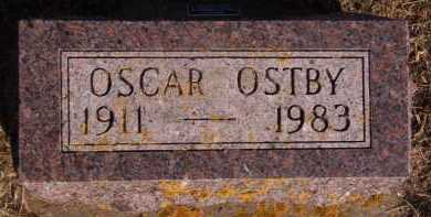 OSTBY, OSCAR - Moody County, South Dakota | OSCAR OSTBY - South Dakota Gravestone Photos