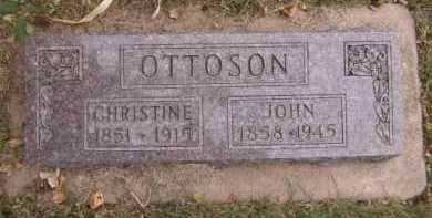 OTTOSON, JOHN - Moody County, South Dakota | JOHN OTTOSON - South Dakota Gravestone Photos