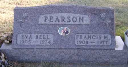 PEARSON, EVA BELL - Moody County, South Dakota | EVA BELL PEARSON - South Dakota Gravestone Photos