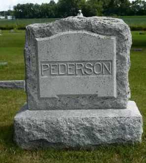 PEDERSEN, FLOYD J. - Moody County, South Dakota | FLOYD J. PEDERSEN - South Dakota Gravestone Photos