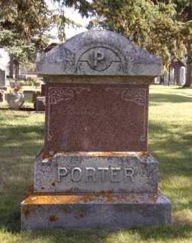 PORTER, FAMILY - Moody County, South Dakota | FAMILY PORTER - South Dakota Gravestone Photos