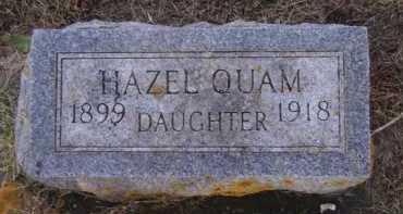 QUAM, HAZEL - Moody County, South Dakota | HAZEL QUAM - South Dakota Gravestone Photos