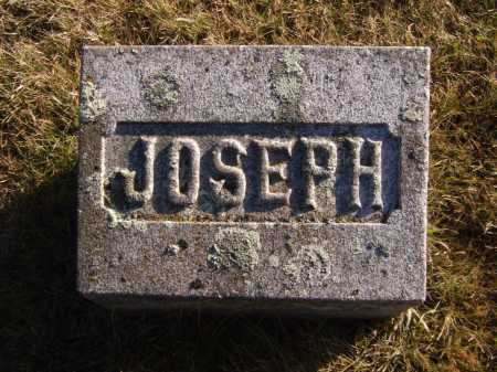 RAMSDELL (FOOTSTONE), JOSEPH - Moody County, South Dakota   JOSEPH RAMSDELL (FOOTSTONE) - South Dakota Gravestone Photos