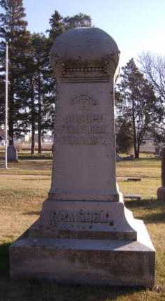 RAMSDELL, JOSEPH - Moody County, South Dakota | JOSEPH RAMSDELL - South Dakota Gravestone Photos