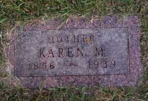 REPPE, KAREN M - Moody County, South Dakota | KAREN M REPPE - South Dakota Gravestone Photos