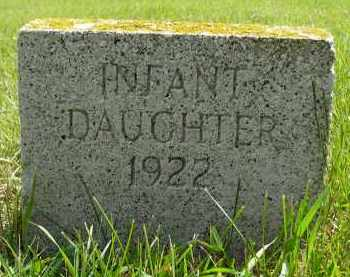 ROSENWALD, INFANT DAUGHTER - Moody County, South Dakota | INFANT DAUGHTER ROSENWALD - South Dakota Gravestone Photos