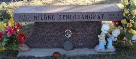 SENLOUANGRAT, NILONG - Moody County, South Dakota | NILONG SENLOUANGRAT - South Dakota Gravestone Photos