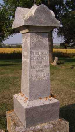 SKJELSTAD, ENGEBORANA - Moody County, South Dakota | ENGEBORANA SKJELSTAD - South Dakota Gravestone Photos