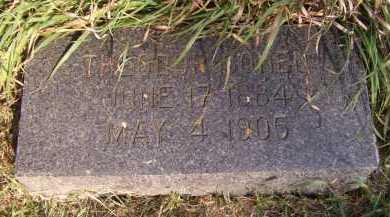 SONEN, THEODORE - Moody County, South Dakota   THEODORE SONEN - South Dakota Gravestone Photos