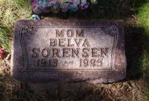 SORENSEN, BELVA - Moody County, South Dakota   BELVA SORENSEN - South Dakota Gravestone Photos