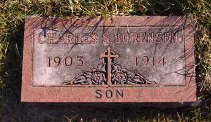 SORENSEN, CHARLES S - Moody County, South Dakota   CHARLES S SORENSEN - South Dakota Gravestone Photos