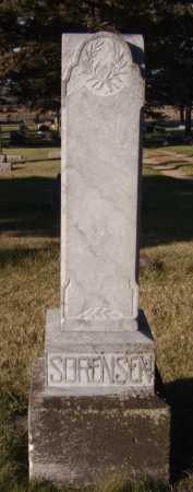SORENSEN, FAMILY - Moody County, South Dakota | FAMILY SORENSEN - South Dakota Gravestone Photos