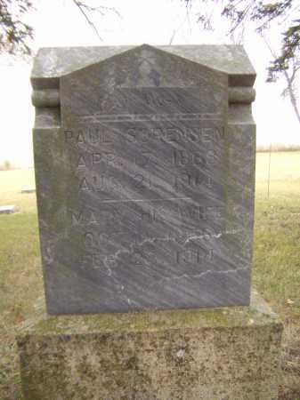 SORENSEN, MARY - Moody County, South Dakota | MARY SORENSEN - South Dakota Gravestone Photos